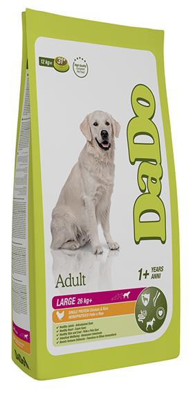 Dado Cane Adult Large Breed con Pollo