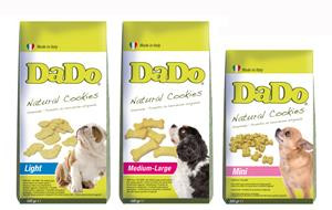 Dado Cookies Natural