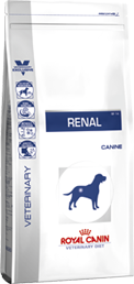 Royal Canin Renal Dry Cane 2kg