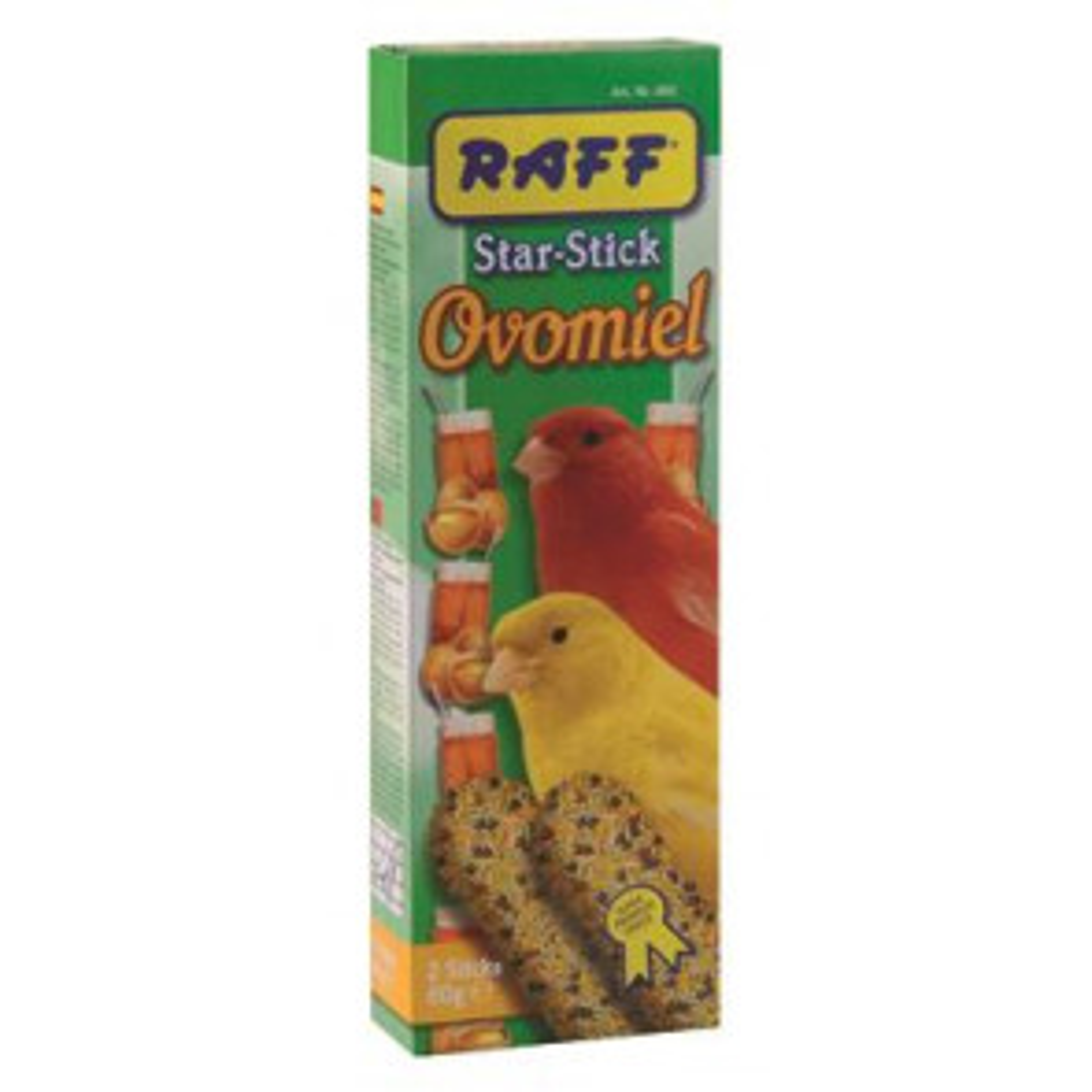 Raff Ovomiel Stick per Canarini