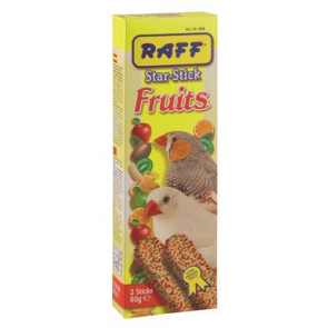 Raff Fruits Stick per Uccelli Esotici