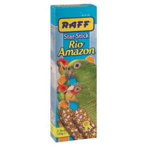 Raff Rio Amazon Stick per Pappagalli