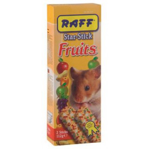 Raff Fruits - Stick per Criceti
