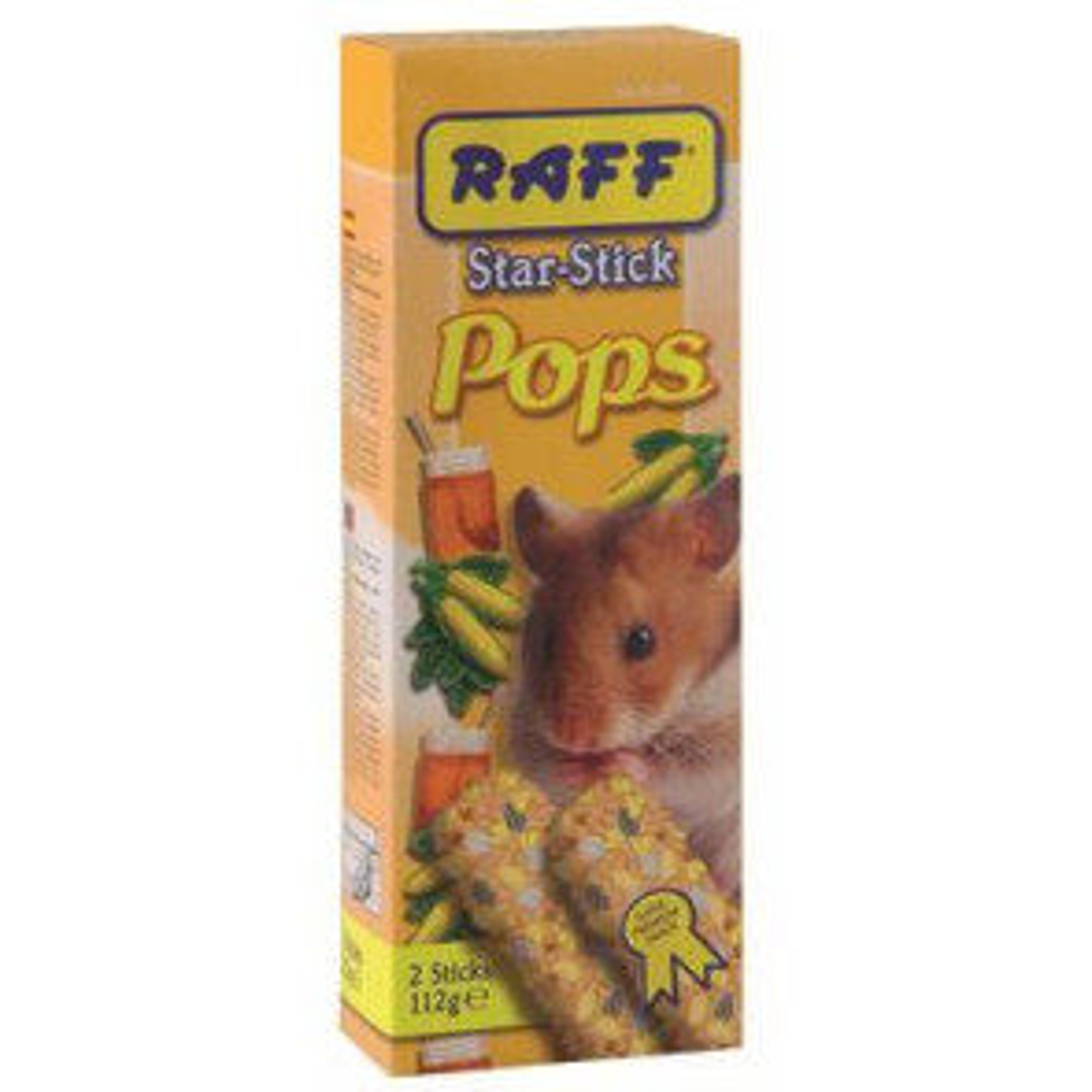 Raff Pops - Stick per Criceti