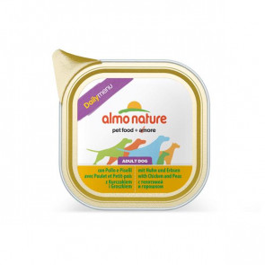 Almo Nature Cane Daily Menù Mousse
