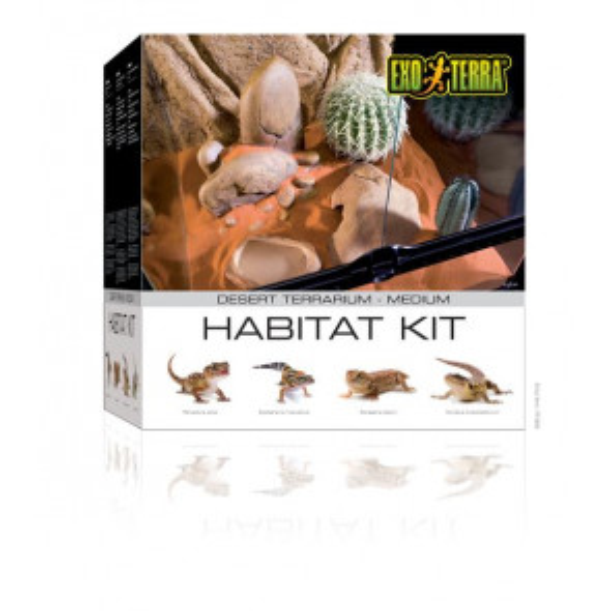 Exo Terra Habitat Kit Desert