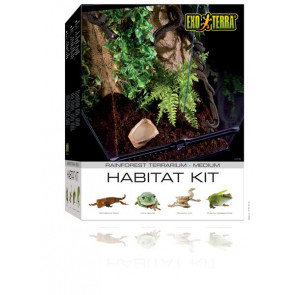 Exo Terra Habitat Kit Rainforest