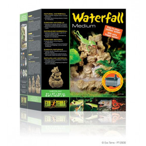 Exo Terra Natural Waterfall - Cascata Terrario