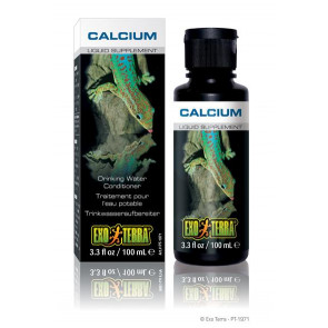 Exo Terra Calcium - Supplemento Liquido Calcio