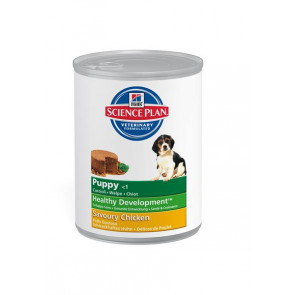 Hill's Science Plan Canine Puppy Healthy Development Medium Umido con Pollo
