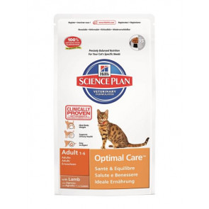 Hill's Science Plan Feline Adult con Agnello