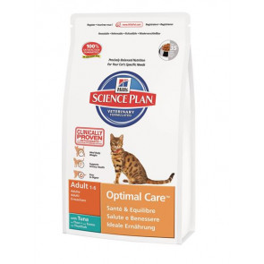Hill's Science Plan Feline Adult Tonno