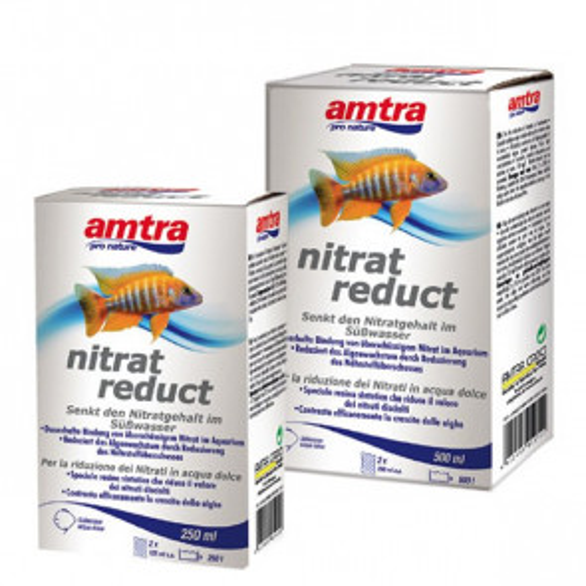 Amtra Nitrat Reduct - Resina Antinitrati
