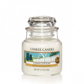 Yankee Candle Clean Cotton Giara