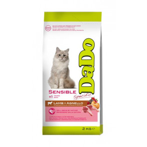 Dado Gatto Adult Sensible con Agnello