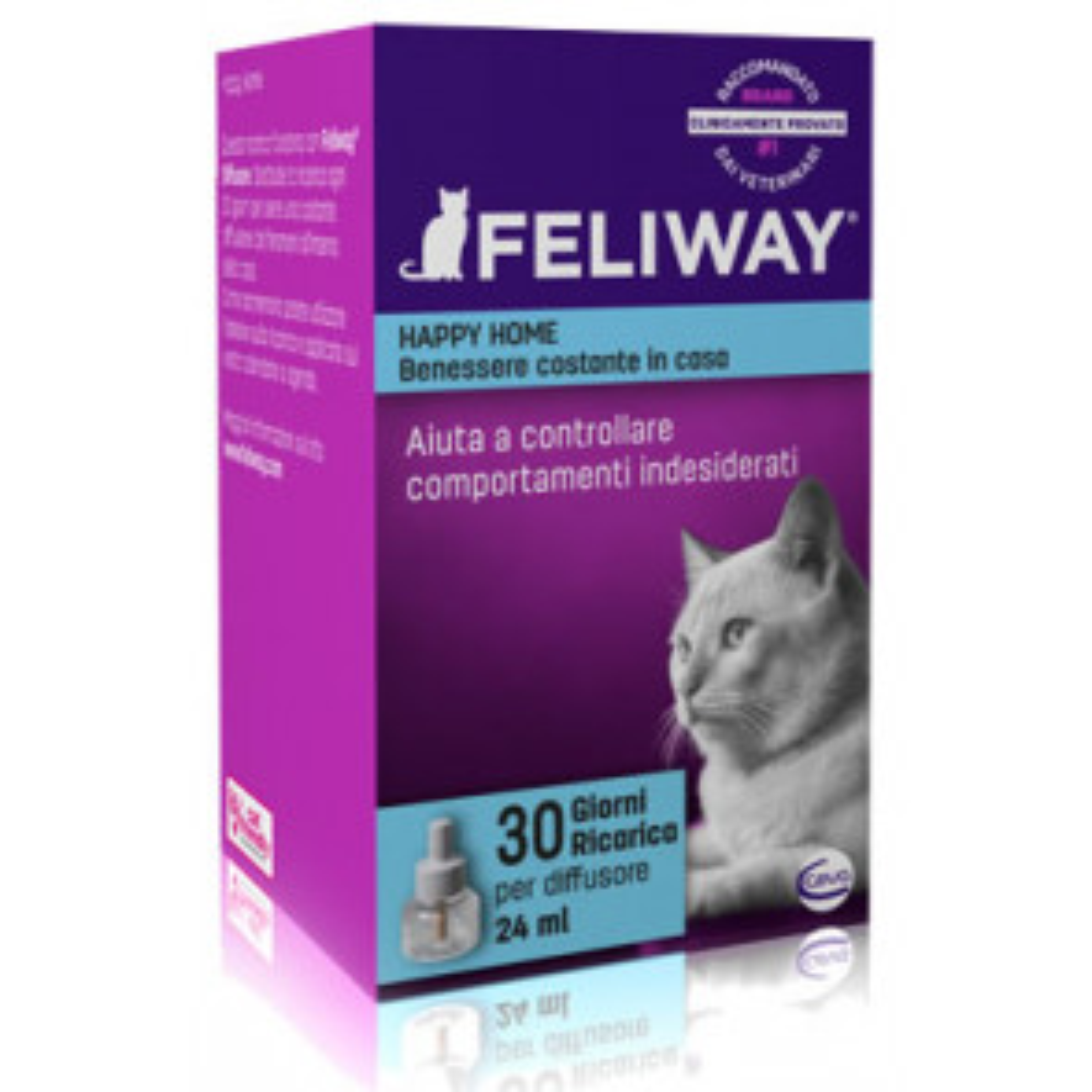 Feliway Ricarica 24ml per Diffusore