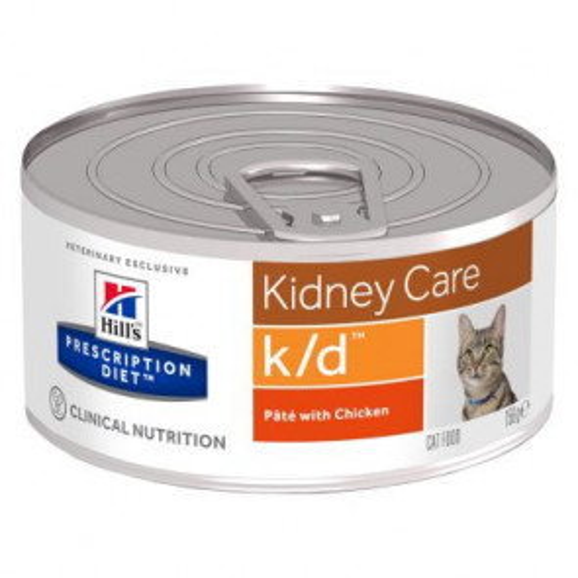 Hill's Prescription Diet Feline k/d Lattina 85 gr