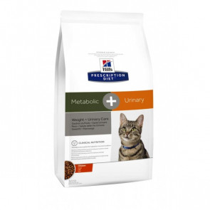 Hill's Prescription Diet Feline Metabolic Plus Urinary