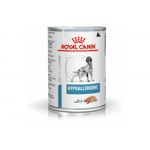 Royal Canin Hypoallergenic Cane Lattina