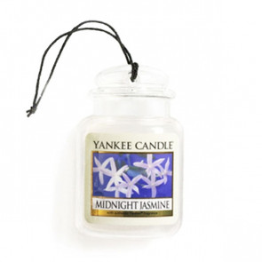 Yankee Candle Midnight Jasmine Car Jar Ultimate - Profumatore Auto