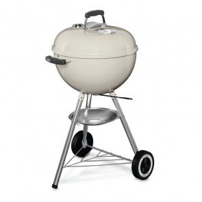 Weber Barbecue a Carbone One Touch Original 47cm Bianco