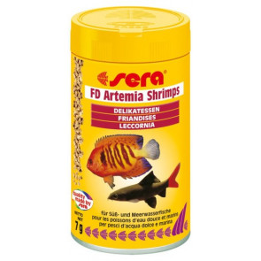 Sera FD Artemia Shrimps 250ml