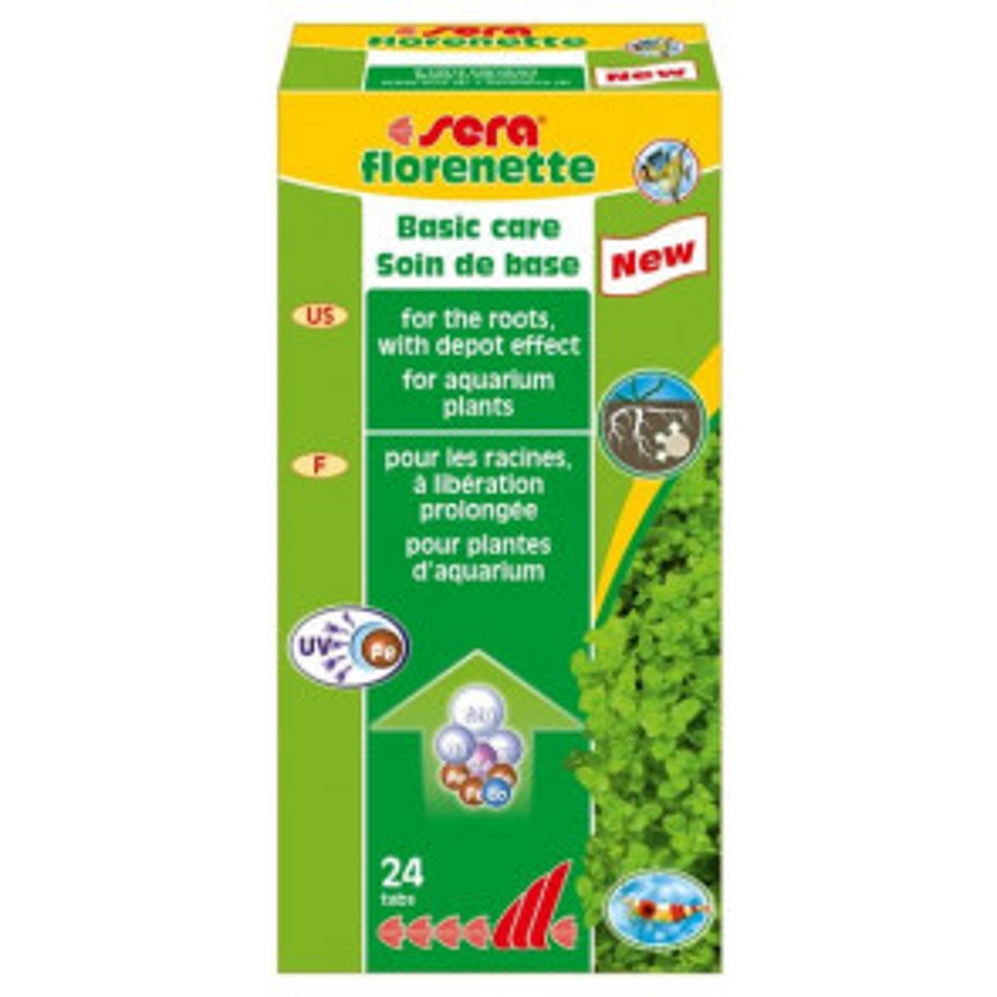 Sera Florenette - 24 Compresse