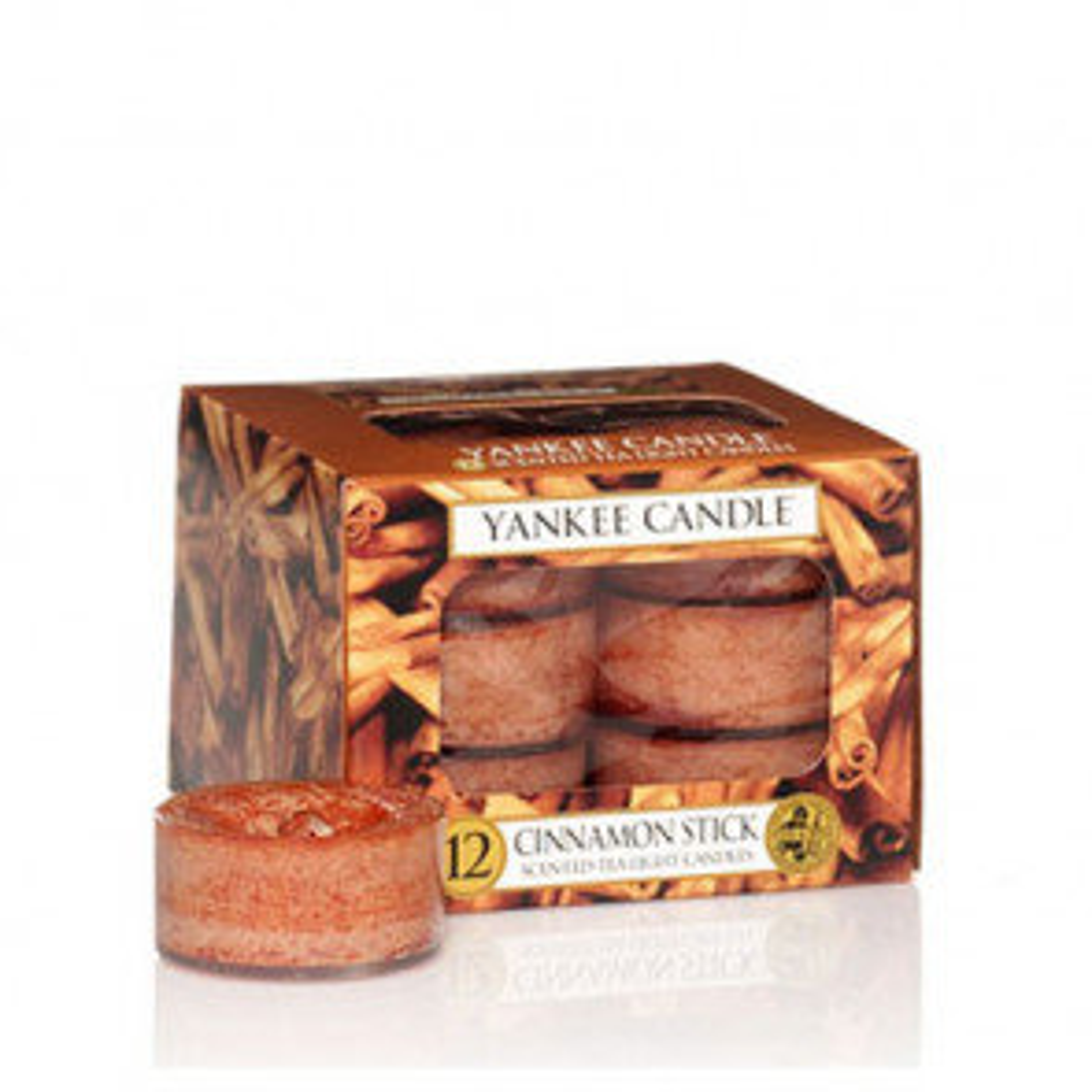 Yankee Candle Cinnamon Stick Tea Light