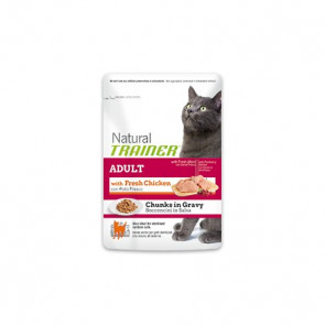 Trainer Natural Gatto Adult Pollo Busta 85gr