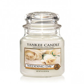 Yankee Candle Wedding Day Giara