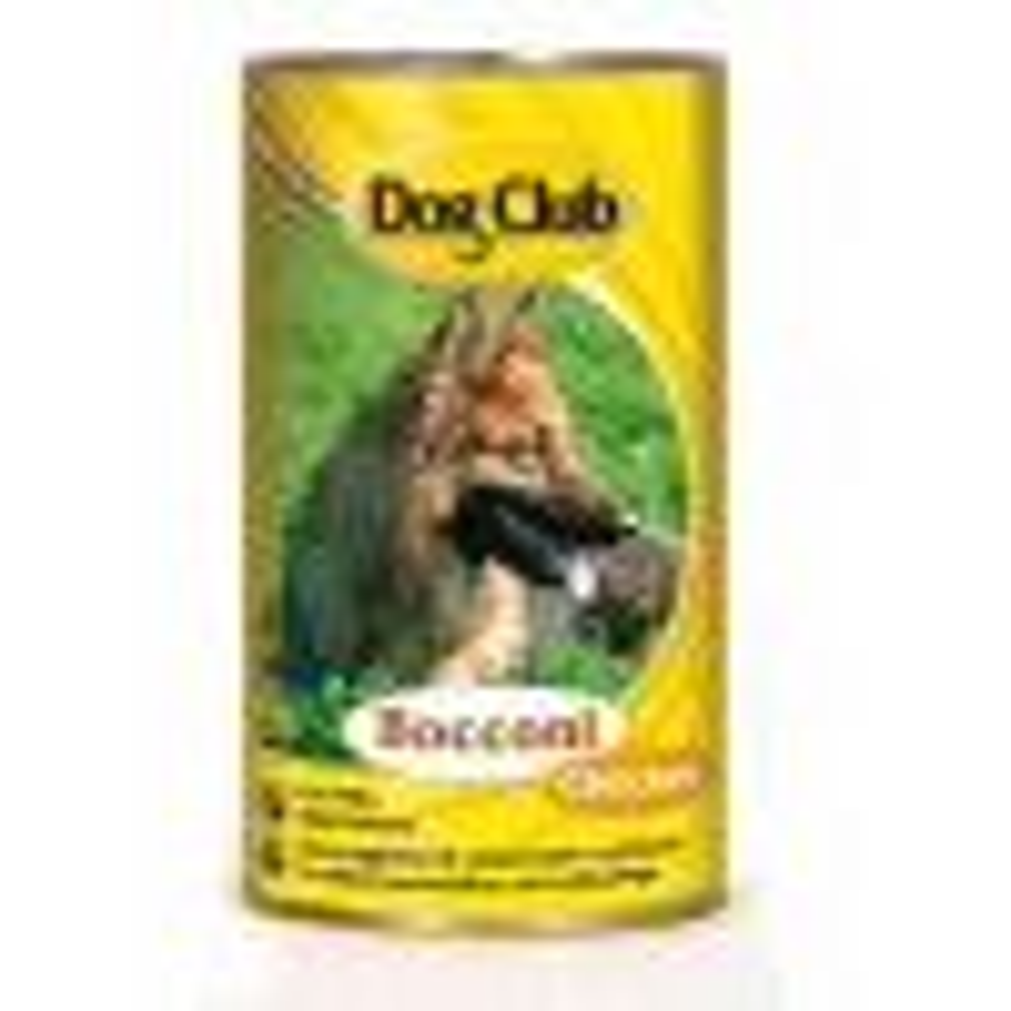 Dog Club Bocconi con Pollo