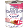 Monge Dog Paté Fruits con Coniglio, Riso e Mela 150gr